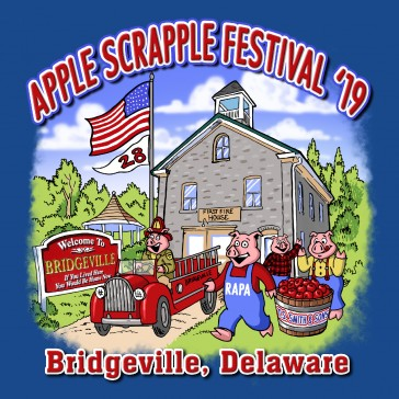 Apple Scrapple 2019