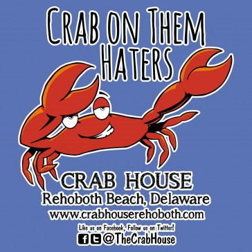 Crab on Them Haters